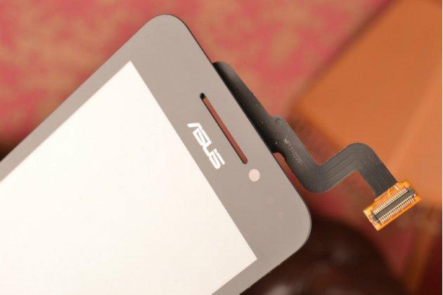 """Фирменный LCD-ЖК-сенсорный дисплей-экран-стекло с тачскрином на телефон Asus Zenfone 4 4.0"""" A400CG черный + гарантия"""