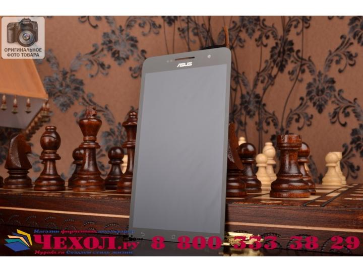 Фирменный LCD-ЖК-сенсорный дисплей-экран-стекло с тачскрином на телефон ASUS Zenfone 6 A600CG/A601CG черный + ..