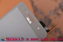 Фирменный LCD-ЖК-сенсорный дисплей-экран-стекло с тачскрином на телефон ASUS Zenfone 6 A600CG/A601CG черный + гарантия