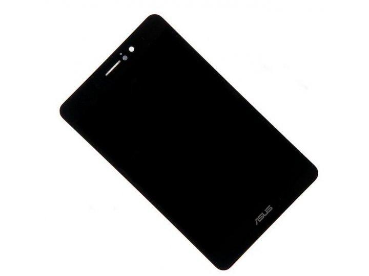 Фирменный LCD-ЖК-сенсорный дисплей-экран-стекло с тачскрином на планшета Asus FonePad ME371MG черный и инструм..