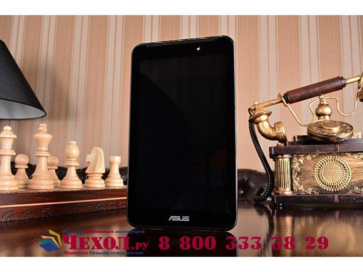 Фирменный LCD-ЖК-сенсорный дисплей-экран-стекло с тачскрином на планшет Asus Memo Pad 7 ME170CG черный и инстр..