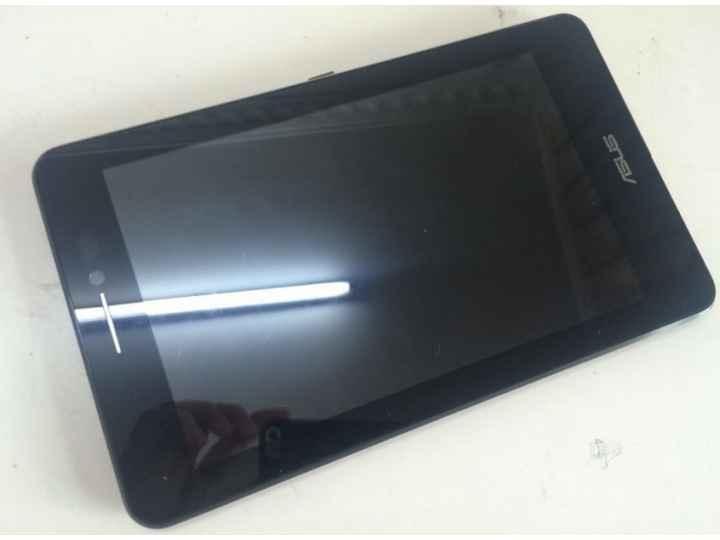 Фирменный LCD-ЖК-сенсорный дисплей-экран-стекло с тачскрином на планшет Asus Fonepad 7 Dual Sim ME175CG черный..