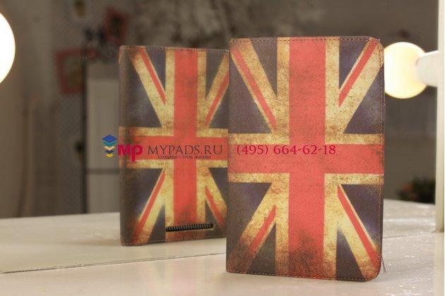 """Чехол для Asus Google Nexus 7 """"тематика британский флаг"""""""