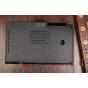 Чехол для ASUS MeMO Pad 7 ME175CG model K00Z черный кожаный с держателем для руки..