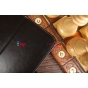 Фирменный чехол обложка для Asus Fonepad 7 ME175CG Dual Sim model K00Z черный кожаный