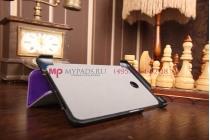 Фирменный чехол открытого типа без рамки окантовки для Asus Fonepad 7 ME175CG Dual Sim model K00Z фиолетовый