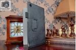 """Фирменный чехол обложка для Asus Memo Pad 7 ME572C/ME572CL K00R натуральная кожа """"Prestige"""" Италия"""