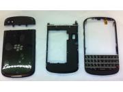Родной оригинальный корпус с задней крышкой-панелью и клавиатурой которая шла в комплекте для Blackberry Q10 ч..