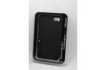 Чехол-бампер со встроенной усиленной мощной батарей-аккумулятором большой повышенной расширенной ёмкости 2200mAh для Blackberry Z10 черный + гарантия
