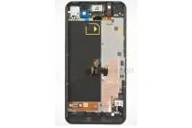 Фирменный LCD-ЖК-сенсорный дисплей-экран-стекло с тачскрином, передней панелью на телефон Blackberry Z10 черный + гарантия