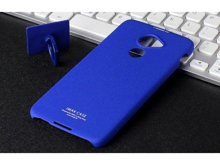 Задняя панель-крышка из прочного пластика с матовым противоскользящим покрытием для BlackBerry Neon/ BlackBerr..