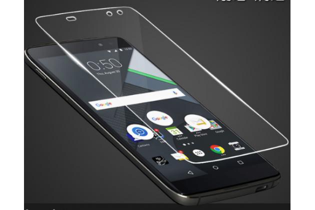 Фирменная оригинальная защитная пленка для телефона Blackberry DTEK60 глянцевая