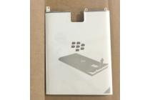 Родная оригинальная задняя крышка-панель которая шла в комплекте для Blackberry Passport Q30 белая