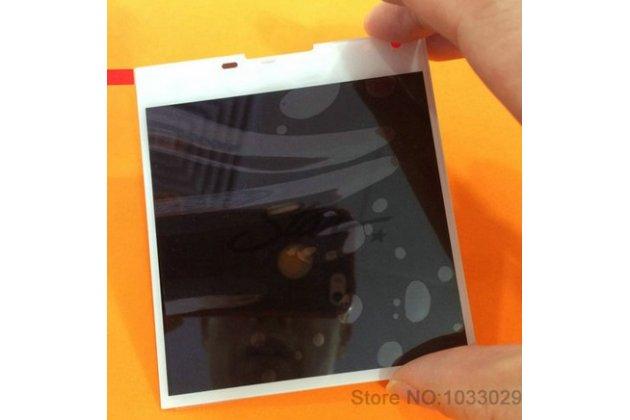 Фирменный LCD-ЖК-сенсорный дисплей-экран-стекло с тачскрином на телефон Blackberry Passport Q30 белый + гарантия