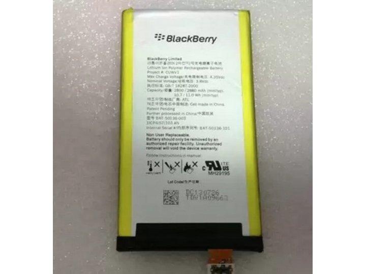 Фирменная аккумуляторная батарея 2880mAh на телефон Blackberry Z30 + инструменты для вскрытия + гарантия..