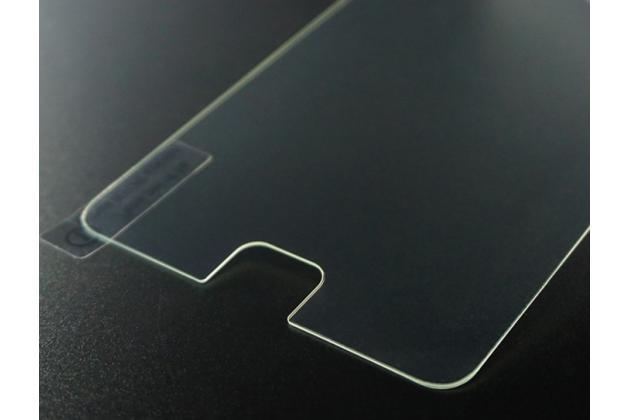 Фирменное защитное закалённое противоударное стекло премиум-класса из качественного японского материала с олеофобным покрытием для телефона Blackview Alife P1 Pro 4G LTE  5.5 ''