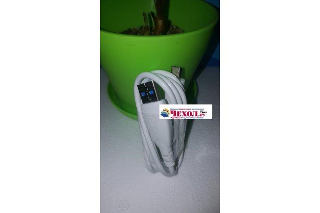 Фирменный оригинальный USB дата-кабель для телефона Blackview BV5000 + гарантия