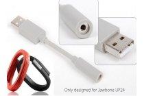 Фирменное оригинальное USB-зарядное устройство для спортивного браслета Jawbone UP24 + гарантия
