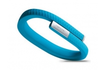 Фирменный оригинальный спортивный умный смарт-фитнес браслет Jawbone UP 2.0 голубой размеры S/M/L