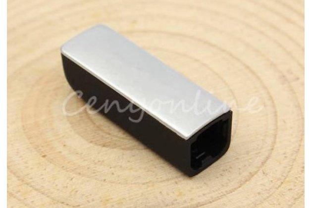 Фирменный защитный чехол-колпачек-пенал для спортивного браслета Jawbone UP24 черный