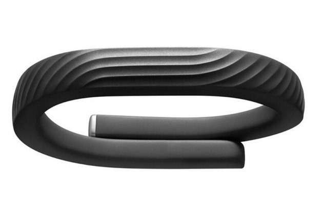 Фирменный оригинальный спортивный умный смарт-фитнес браслет Jawbone UP24 черный размеры S/M/L