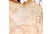 Фирменная задняя панель-крышка-накладка из тончайшего и прочного пластика для CUBOT X9 прозрачная