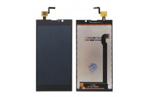 Фирменный LCD-ЖК-сенсорный дисплей-экран-стекло с тачскрином на телефон CUBOT P11 черный