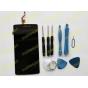 Фирменный LCD-ЖК-сенсорный дисплей-экран-стекло с тачскрином на телефон Cubot X12 черный + гарантия..