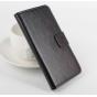 Фирменный чехол-книжка из качественной импортной кожи с подставкой застёжкой и визитницей для Кубот Х16 / Х17 ..