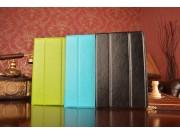 Чехол с вырезом под камеру для планшета Iconia Tab B1-A71 с дизайном Smart Cover ультратонкий и лёгкий. цвет в..