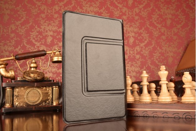 Чехол с вырезом под камеру для планшета Irbis TZ12 с дизайном Smart Cover ультратонкий и лёгкий. цвет в ассортименте