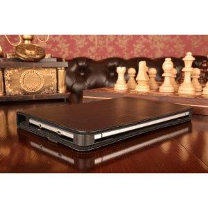 Чехол-обложка для планшета Samsung Galaxy Tab A Plus с регулируемой подставкой и креплением на уголки
