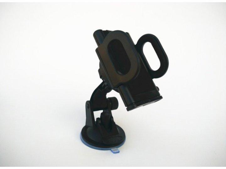 Автомобильный держатель для всех моделей телефонов от 4.0 до 6,0 дюймов с креплением на обдув/вентиляцию..