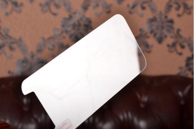 Защитное закалённое противоударное стекло премиум-класса с олеофобным покрытием совместимое и подходящее на телефон Huawei Ascend G710