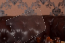 Защитное закалённое противоударное стекло премиум-класса с олеофобным покрытием совместимое и подходящее на телефон МегаФонLogin 2