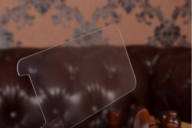 Защитное закалённое противоударное стекло премиум-класса с олеофобным покрытием совместимое и подходящее на телефон Alcatel One Touch X'Pop