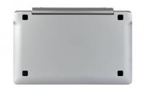 Фирменная оригинальная съемная клавиатура/док-станция для планшета CHUWI HiBook / HiBook Pro 10.1 серебряная + гарантия