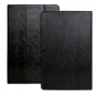 Фирменный чехол-футляр-книжка для CHUWI HiBook / HiBook Pro 10.1 черный кожаный..