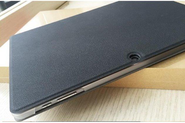 Фирменный оригинальный чехол с логотипом для CHUWI HiBook / HiBook Pro 10.1 серый