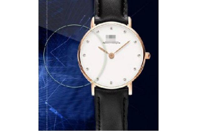 Фирменное защитное закалённое противоударное стекло премиум-класса из качественного японского материала с олеофобным покрытием для часов Cogito Classic