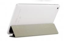 """Фирменный ультра-тонкий чехол-футляр-книжка для  Cube iWork8 Air (U82GT) 8.0"""" черный пластиковый"""