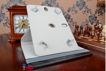 Чехол с вырезом под камеру для планшета Cube Talk 8x 3G роторный оборотный поворотный. цвет в ассортименте