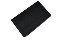 Фирменный оригинальный чехол-обложка для Cube Talk11 (U81GT-3G) с вырезом под камеру черный