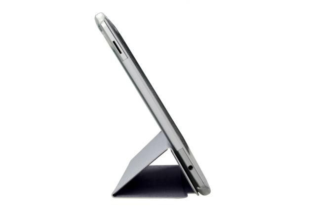 """Фирменный умный чехол самый тонкий в мире для Cube Talk 9X 9.7"""" (U65GT)"""" iL Sottile серебристый пластиковый"""