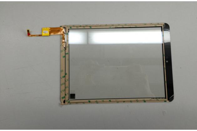 """Фирменное сенсорное стекло-тачскрин на Cube Talk 9X 9.7"""" (U65GT черный и инструменты для вскрытия + гарантия"""