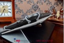 Чехол с вырезом под камеру для планшета DNS AirTab E102g роторный оборотный поворотный. цвет в ассортименте