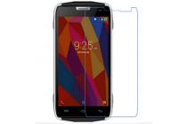 Фирменная оригинальная защитная пленка для телефона  Doogee DG700  глянцевая