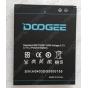 Усиленная батарея-аккумулятор большой ёмкости 2600MAH  для телефона Doogee Dagger DG550 + гарантия..