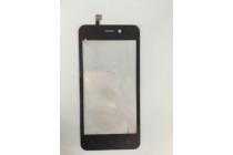 Фирменное сенсорное стекло-тачскрин на  Doogee Valencia DG800 черный и инструменты для вскрытия + гарантия