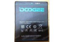 Усиленная батарея-аккумулятор большой ёмкости 2000mah  для телефона Doogee Voyager 2 DG310 + гарантия